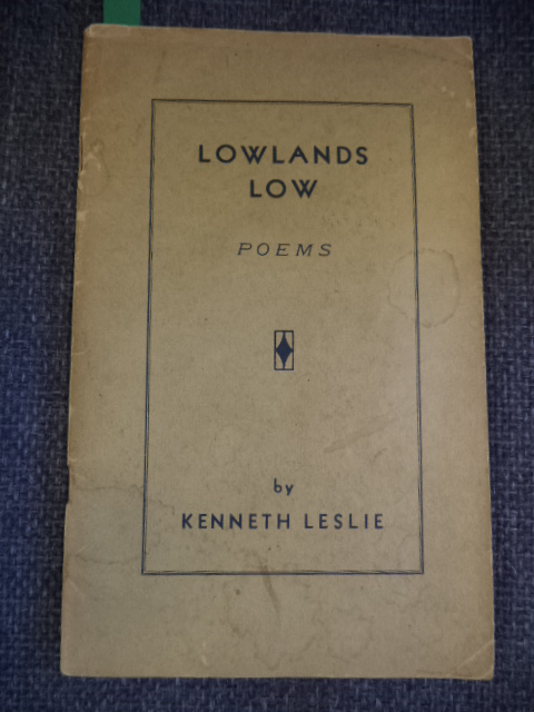 Image for Lowlands Low.  Poems