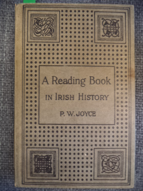 Image for A Reading Book in Irish History