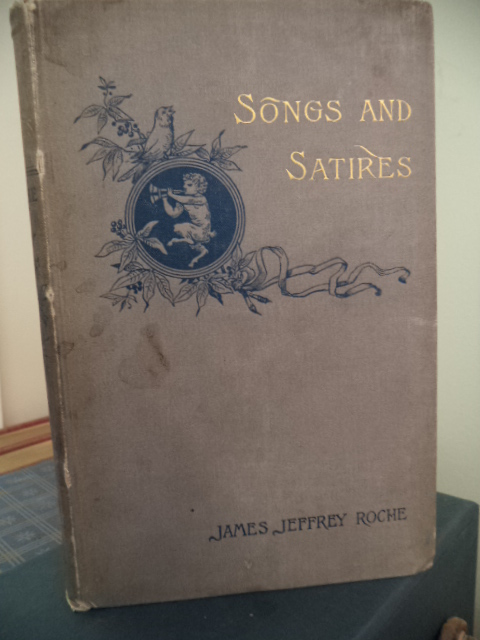 Image for Songs and Satires
