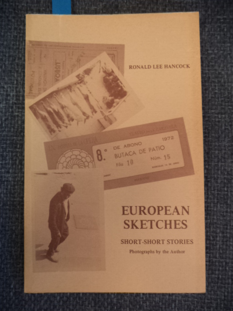 Image for European Sketches. Short-Short Stories