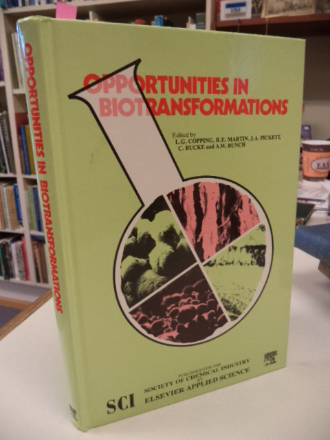 Image for Opportunities in Biotransformations