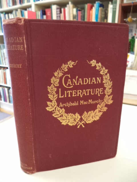 Image for Handbook of Canadian Literature (English)