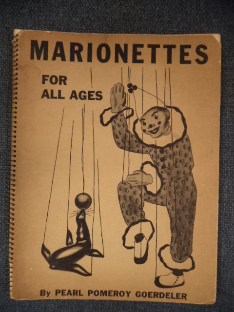 Image for Marionettes For All Ages