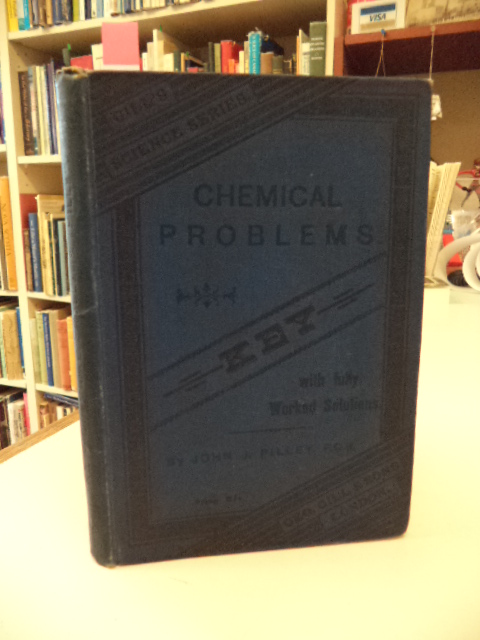 Image for Chemical Problems and Key, For the Use of Teachers and Students