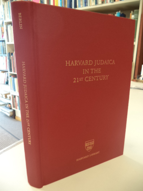 Image for Harvard Judaica in the 21st Century