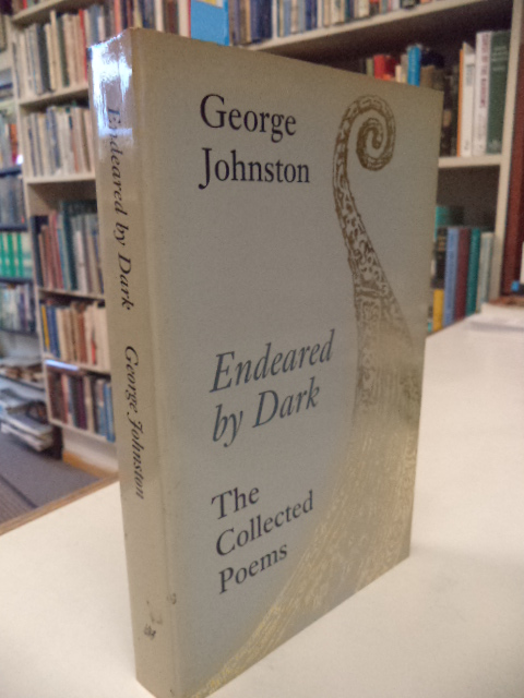 Image for Endeared by Dark.  The collected poems