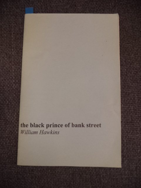 Image for the black prince of bank street