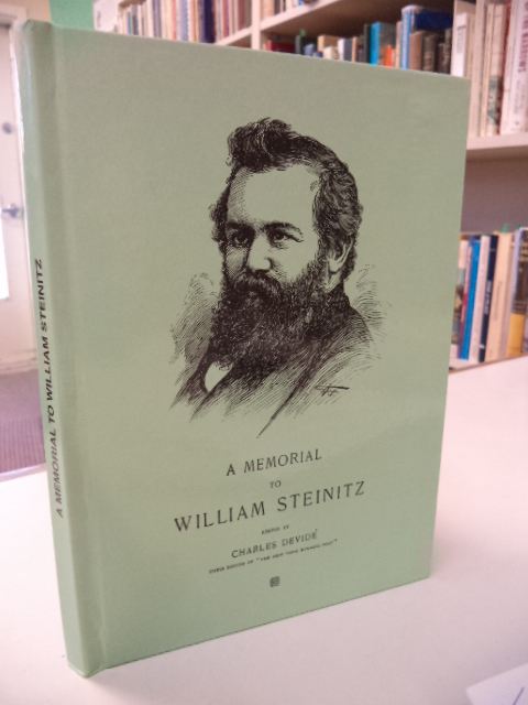 Image for A Memorial to William Steinitz
