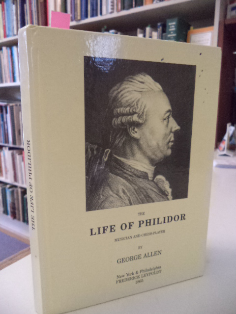 Image for The Life of Philidor : Musician and Chess-Player