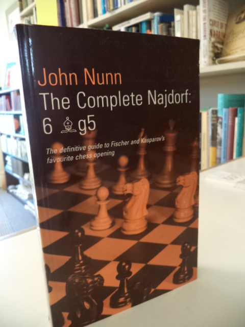 Image for The Complete Najdorf 6 Bg5