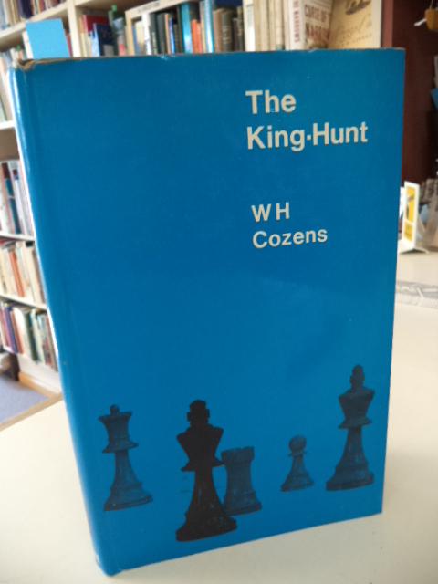 Image for The King-Hunt