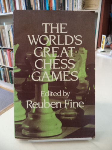 Image for The World's Great Chess Games