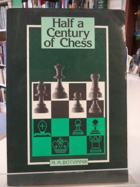 Image for Half a Century of Chess (Russian Chess)