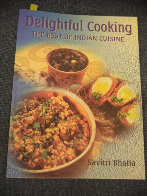 Image for Delightful Cooking the Best of Indian Cuisine