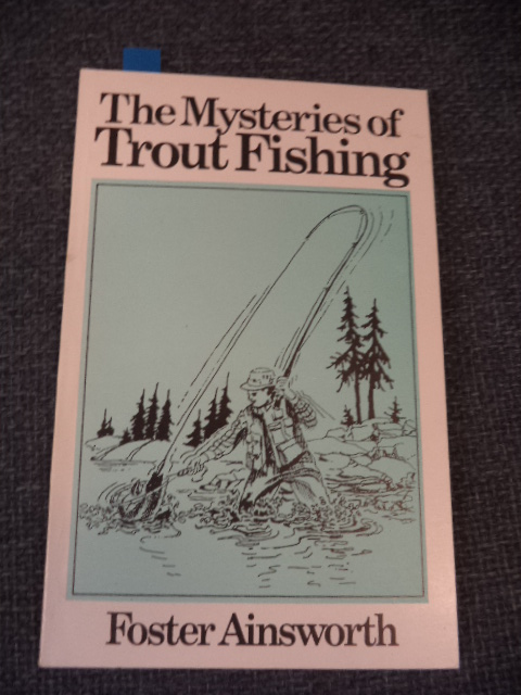Image for The Mysteries of Trout Fishing