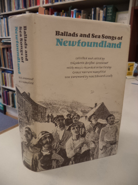 Image for Ballads and Sea Songs of Newfoundland