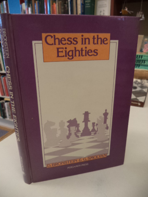 Image for Chess in the Eighties (Pergamon Russian Chess Series)