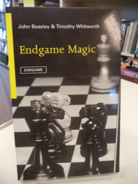 Image for Endgame Magic (Batsford Chess Book)