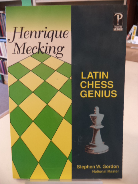 Image for Henrique Mecking Latin Chess Genius