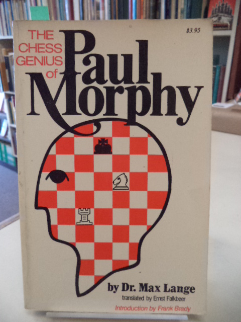 Image for The Chess Genius of Paul Morphy