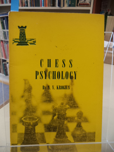 Image for Chess Psychology