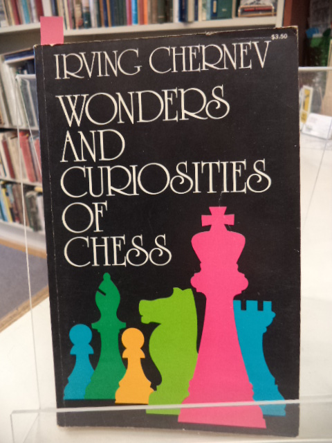 Image for Wonders and Curiosities of Chess