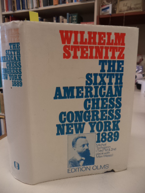 Image for The book of the Sixth American Chess Congress