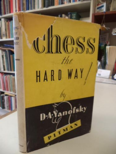 Image for Chess the Hard Way