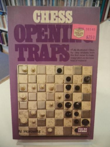 Image for Chess Opening Traps