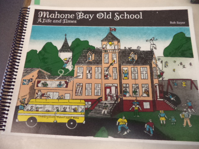 Image for Mahone Bay Old School [signed]