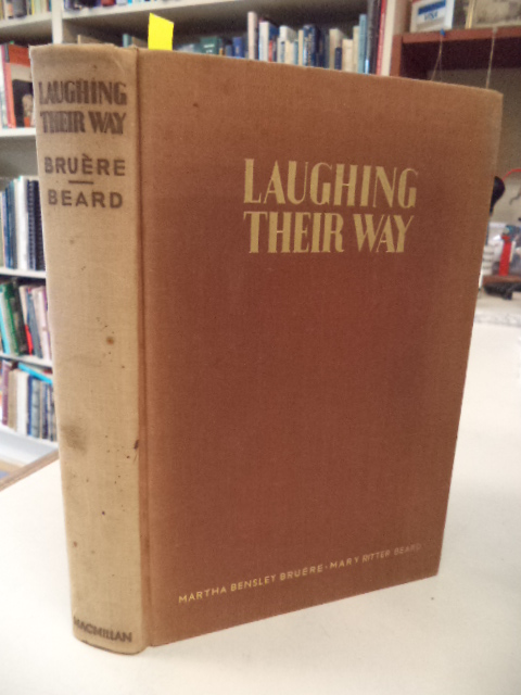 Image for Laughing Their Way. Women's Humor in America