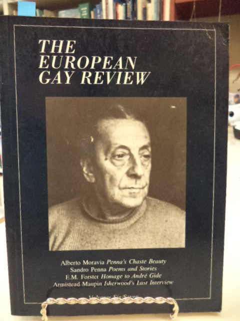 Image for The European Gay Review.  A Review of Homosexuality, Literature and Ideas. Volumes Six/Seven  In Memoriam, Bernard  Antony Jennings 1939-1990