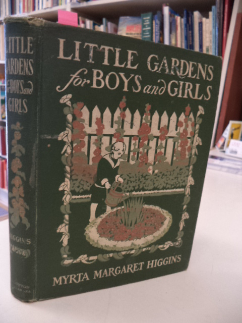 Image for Little Gardens for Boys and Girls