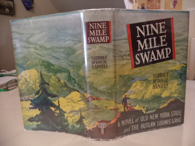 Image for Nine Mile Swamp : A Story of the Loomis Gang