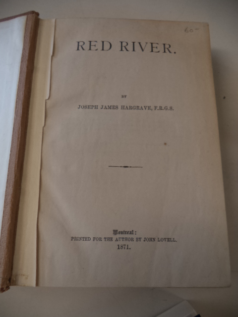 Image for Red River