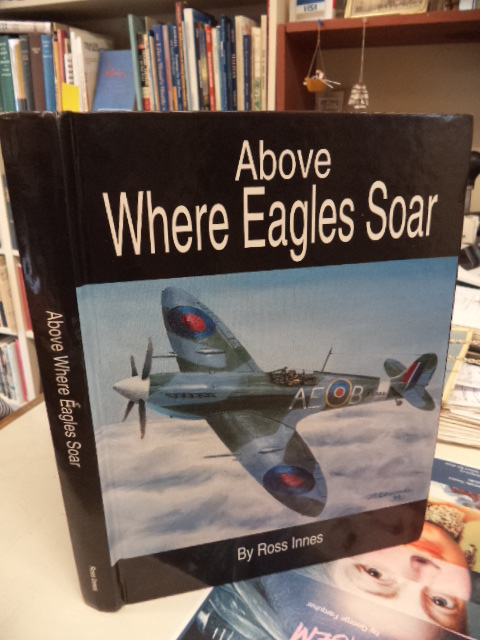 Image for Above Where Eagles Soar [signed]
