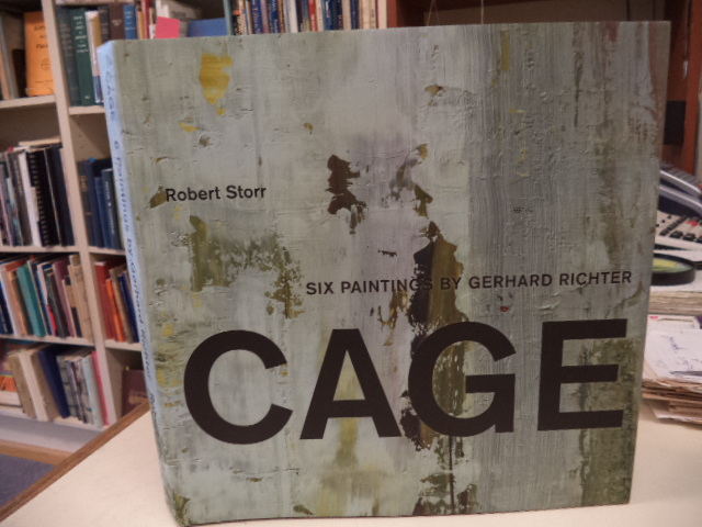 Image for CAGE: 6 Paintings by Gerhard Richter