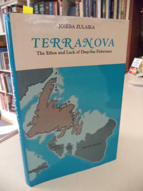 Image for Terranova: The Ethos and Luck of Deep-Sea Fisherman (Social and Economic Studies, No. 25)