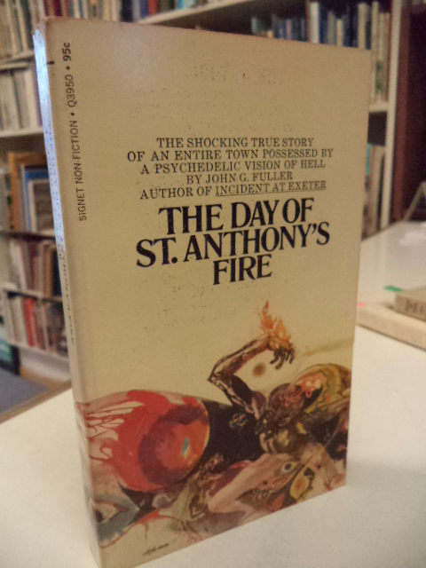Image for The Day of St. Anthony's Fire