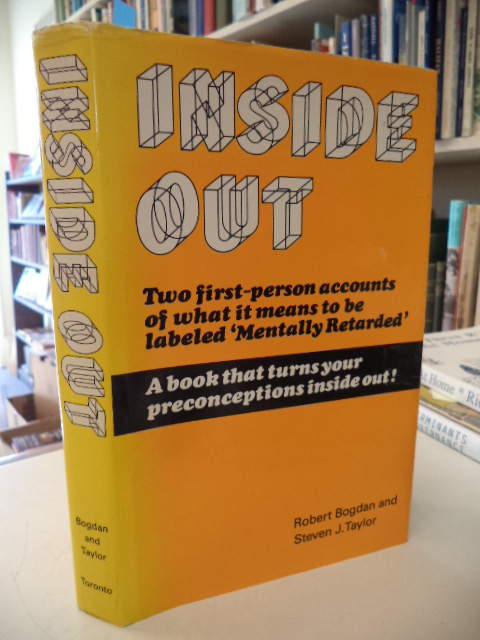 Image for Inside Out: The Social Meaning of Mental Retardation