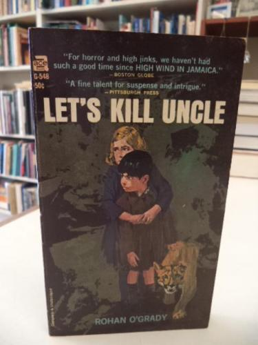 Image for Let's Kill Uncle