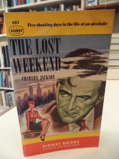 Image for The Lost Weekend [first Signet printing]