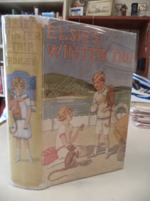Image for Elsie's Winter Trip