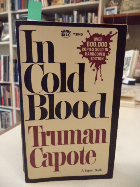 Image for In Cold Blood [first Canadian pb issue]