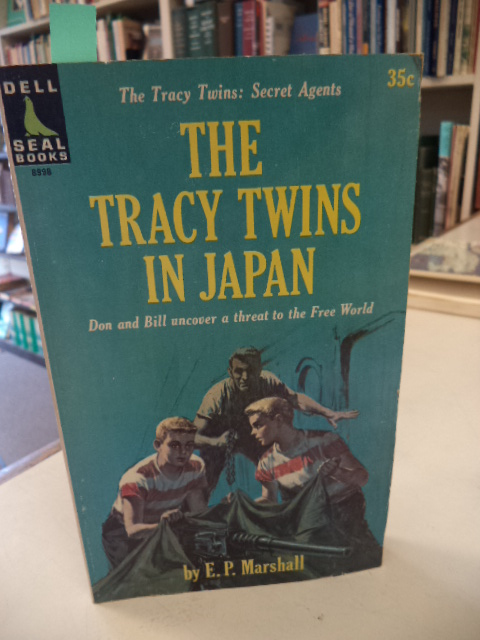Image for The Tracy Twins in Japan