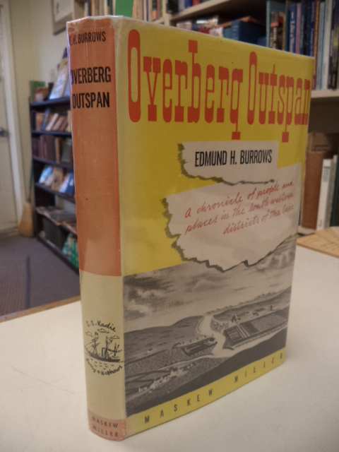 Image for Overberg Outspan : A Chronicle of People & Places in the South Western Districts of the Cape