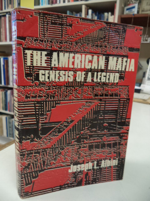 Image for The American Mafia - Genesis of a Legend