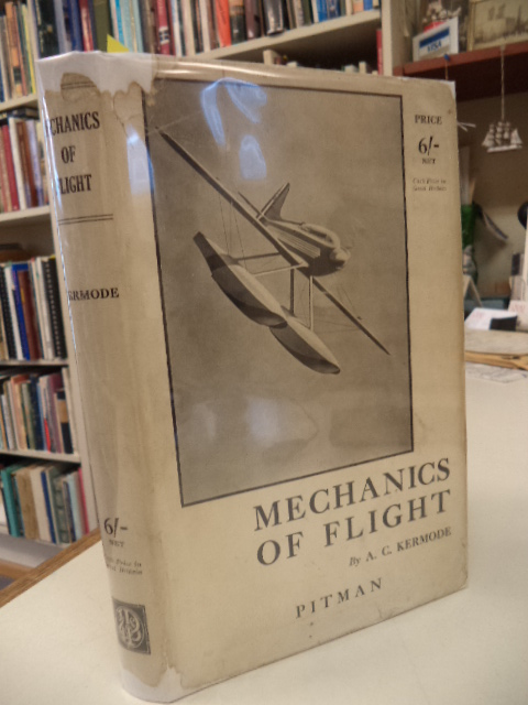 Image for An Introduction To Aeronautical Engineering For Students Engaged in all Branches of Aeronautical Work. Vol. 1 Mechanics Of Flight.