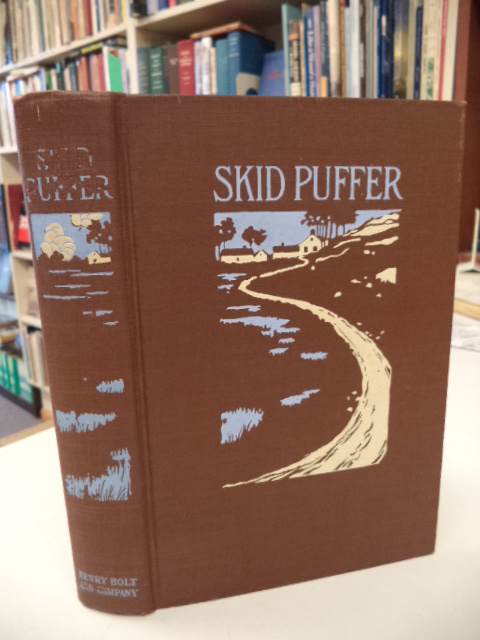 Image for Skid Puffer - A Tale of the Kankakee Swamp
