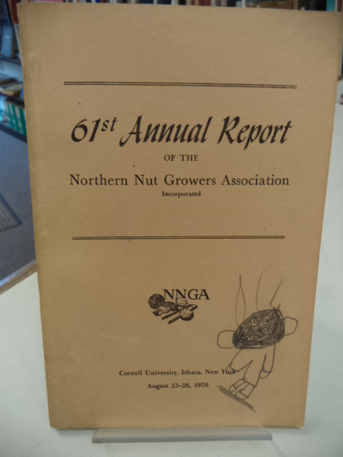 Image for 61st Annual Report of the Northern Nut Growers Association [NNGA]